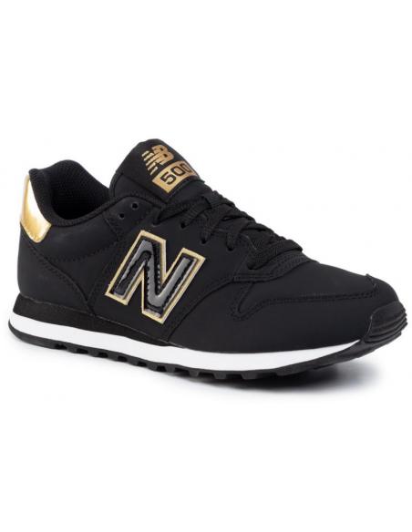 zapatillas new balance doradas