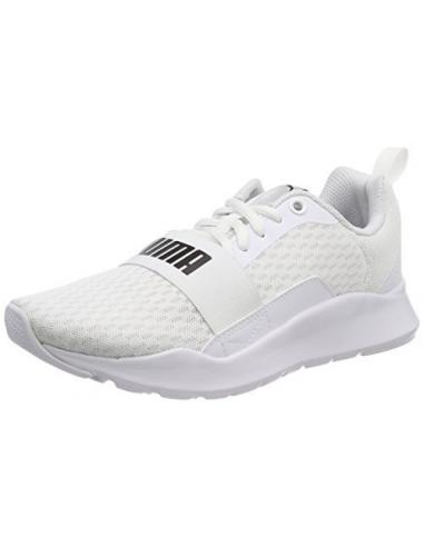 zapatillas puma blancas hombre