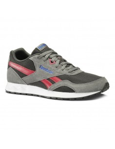 Zapatillas casual con inspiración running estilo retro.