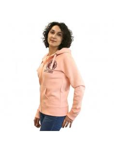 CHAQUETA ORIGINAL ROSA MUJER (75537.010).