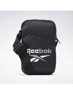 BOLSO REEBOK NEGRO CITY BAG (GP0177).