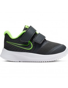 ZAPATILLAS NIKE STAR GRIS ANTHRACITE ELECTRIC (AT1803-004).