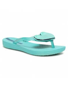 CHANCLAS TURQUESA MAXI IPANEMA (IP82598-25371).