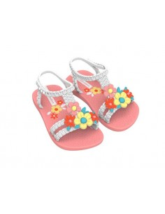 CHANCLAS IPANEMA FLORES ROSA (IP83082-20700).