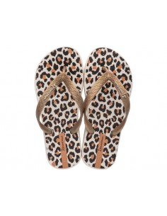 CHANCLAS LEOPARDO IPANEMA (IP82883-25011).