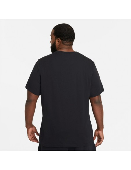 CAMISETA NIKE NEGRA HOMBRE JUST DO IT (AR5006-010).
