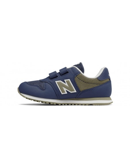 ZAPATILLAS NEW BALANCE YV500NV AZUL-VERDE PS NIÑO (YV500NV).