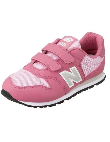 zapatillas new balance niña rosa