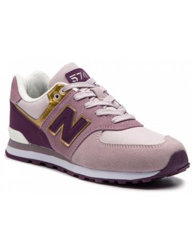 zapatillas mujer new balance moradas