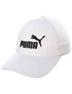 GORRA PUMA ESS BLANCA GS (021688 03).