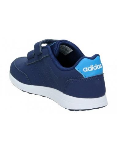 zapatillas velcro adidas niño