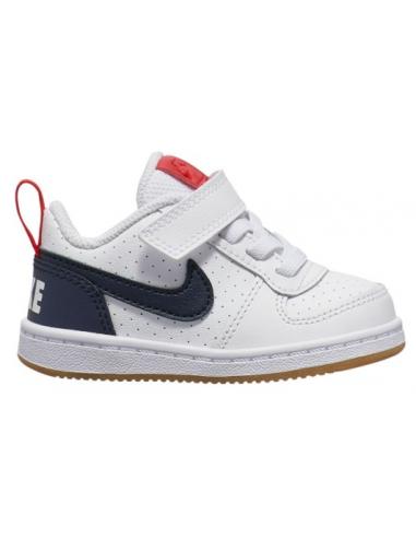 zapatillas niño nike velcro blanca