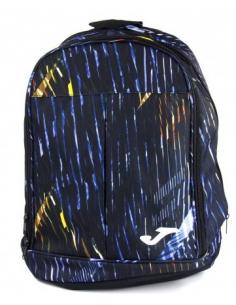 MOCHILA JOMA BACK TO SCHOOL NEGRA PURPURA (400464.114).
