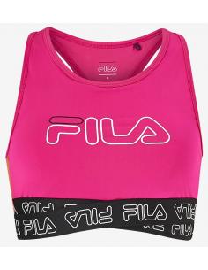 TOP FILA ALESSA FUCSIA MUJER (682807 BEETROOT).